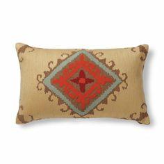 Ari Lumbar Pillow for a little pop of color!