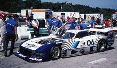 Ford GT da Uomo Auto da Corsa t-Shirt/ /Campionato del Mondo Endurance Race Team