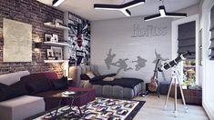 спальня для подростка - Поиск в Google