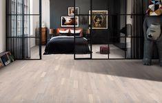 Høykvalitetsparkett for alle rom og stiler Types Of Wood Flooring, Oak Hardwood Flooring, Engineered Wood Floors, Best Flooring, Kahrs Flooring, Modern Interior, Home Interior Design, Cherry Wood Floors, White Furniture