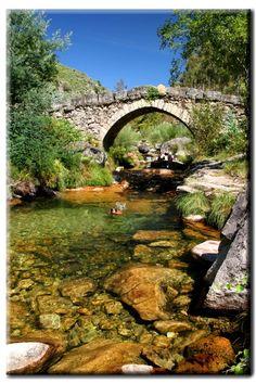 Roman Bridge | Vieira do Minho | #Portugal