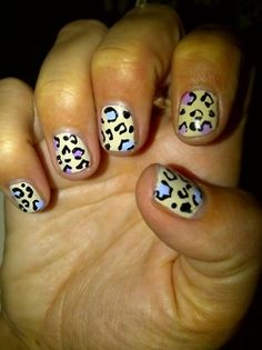 stubby nails can be awesome too