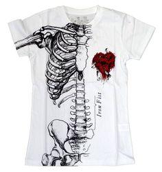 Iron Fist- Wishbone II T-shirt