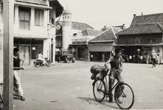 Military Drawings, Antara, Surabaya, Old Pictures, Dutch, Transportation, Indie, Street View, Landscape