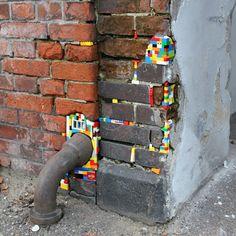 Lego art by Jan Vorman