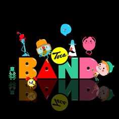 Toca Boca's Newest app - Toca Band - is a great open-ended music-making iPhone and iPad app for toddlers and preschoolers.  Read more at www.smallforbig.com