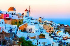 Santorini - (#95765) - High Quality and Resolution Wallpapers on hqWallbase.com