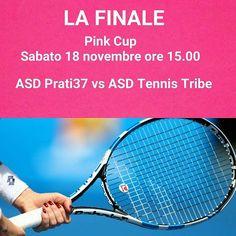 Oggi la finale della Pink Cup di tennis