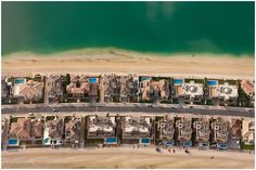 The helicopter trip over Dubai