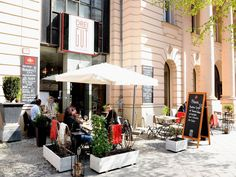 DREI GUT, restaurant l Uhlandstraße 171 l Berlin