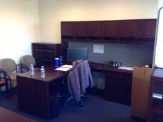 Office furniture assembly and installation. Call us.