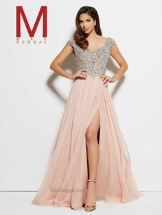 Mac Duggal Prom Dresses | Luxurious fabrics and vibrant colors in Prom Gowns Mac Duggal Prom 51060M Mac Duggal Prom Amanda-Lina's Sposa Boutique - Wedding Gowns, Prom, Bridesmaid and Evening Dresses