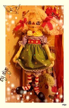 cloth doll vihuella