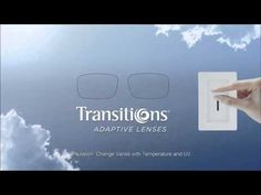 Transitions® lenses go from light to dark when you go outside.  Available at Fort Lauderdale Eye Care and Eyewear  www.FLEyecareEyewear.com  954-763-2842