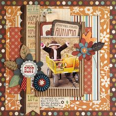 Layout: Simply the Best - My Creative Scrapbook