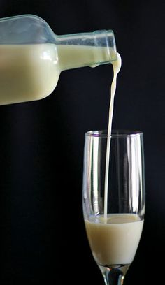 Crema de Limoncello.  I've made this a few times and have had rave compliments.  Great as a dessert drink!