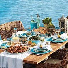Outdoor Tableware