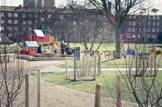 Gröningens Lekplats | Lekplats Malmö