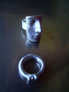 Carving | SHINJI NAKABA #ring #jewellery