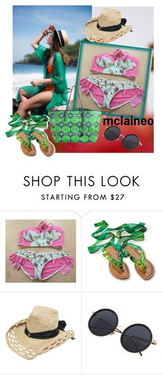 """""""mclaineo"""" by fahreta1992 ❤ liked on Polyvore featuring GUINEVERE and MICHAEL Michael Kors"""