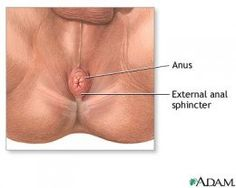 Anal itching - causes, symptoms, treatment