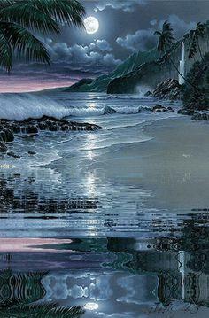 Blue night !! - Amazing world - Google+