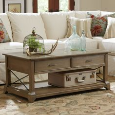 Kenmore Coffee Table ~ $438.75 at birchlane.com