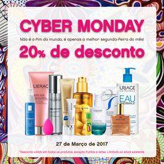 Amostras e Passatempos: Cyber Monday by Skin