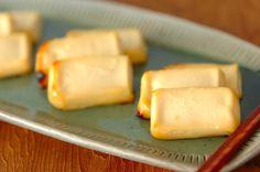 豆腐がまるでチーズのような奥深い味わいに。豆腐の西京焼き[和食/一品料理]2012.06.04公開のレシピです。