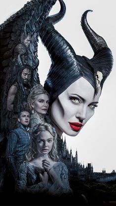 Maleficent: Mistress of Evil Characters Movie Poster HD Mobile, Smartphone an… Maleficent: Mistress of Evil Characters Movie Poster HD Mobile, Smartphone and PC, Desktop, Laptop wallpaper resolutions. Maleficent Drawing, Maleficent Quotes, Maleficent Movie, Malificent, Evil Disney, Disney Art, Disney Movies, Disney And Dreamworks, Disney Pixar