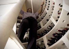Underground Spiral Wine Cellar Storage System 6
