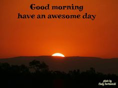 Good morning sunrise Good Morning Sunrise, Celestial, Sunset, Day, Awesome, Movies, Movie Posters, Outdoor, Pictures