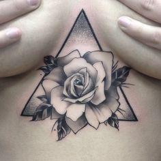 Resultado de imagen para tattoo rosas