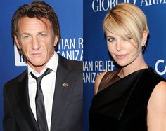 Charlize Theron to Work with Sean Penn