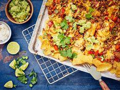 No Salt Recipes, Tex Mex, Nachos, Avocado Toast, Vegetable Pizza, Quiche, Food And Drink, Breakfast