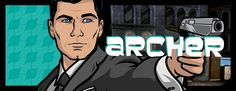 Archer out Bonds Austin Powers.  This show is sick, politically incorrect, offensive and quite often hilarious!  Keep the kids out of the room when it is on!