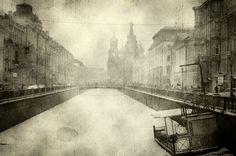 Snow in St. Petersburg. Part 1 by Андрей  Ефремов on 500px