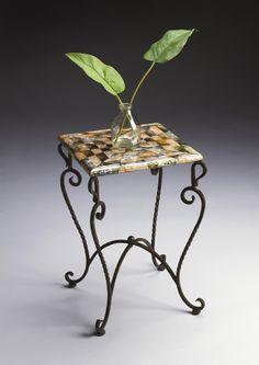 Butler Metalworks End Table Model