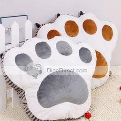 Cute claws pillows