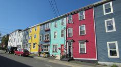 St. John's, Newfoundland Canada. 2012. Scott Bergey