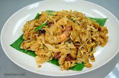 #5 Penang Char Kuey Teow - RM5.50
