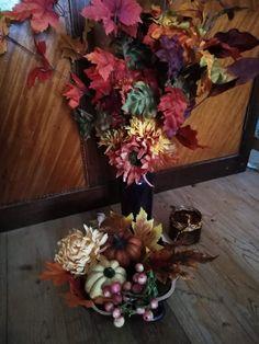 Floral Wreath, Wreaths, Fall, Home Decor, Autumn, Floral Crown, Decoration Home, Door Wreaths, Fall Season