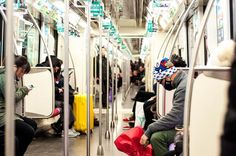 #Subway #China #Shanghai