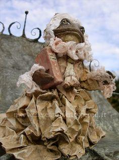 AMAZING papier-mache .. Discussion on LiveInternet - Russian Service Online Diaries