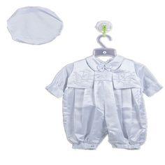 27.36$  Buy now - https://alitems.com/g/1e8d114494b01f4c715516525dc3e8/?i=5&ulp=https%3A%2F%2Fwww.aliexpress.com%2Fitem%2FFormal-white-newborn-baby-boy-bebes-first-baptism-christening-bautizo-rompers-clothing-set-for-0-2%2F1948254021.html - Formal White Newborn Baby Boy First Baptism Christening Bautizo Rompers Clothing Set for 0-2 Years Roupa Infantil 80691 27.36$