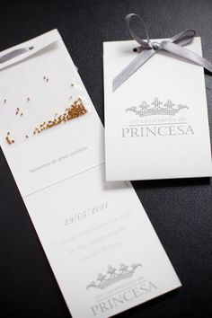 Envelope com semente de amor perfeito. Da paper place.