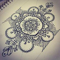 Sketchbook - Doodle_02 by Henrique Abreu, via Behance