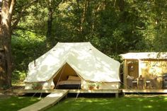 The Sibley 600 Twin Pro is the ultimate Canvas Glamping tent. The Sibley 600 is a Glamping Palace