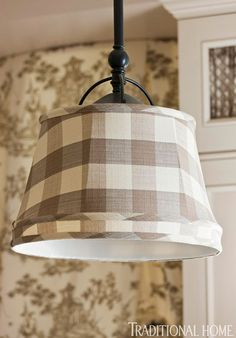 Fabric | Trim | Lampshade project