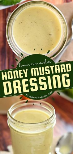 Whip up this Honey Mustard Dressing recipe! While it is all-natural and lightened up with Greek yogurt, it is still creamy, sweet, and tangy. You will also this homemade summer salad dressing as a…